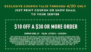 Printable Olive Garden Coupons Olive Garden Coupons Free Here