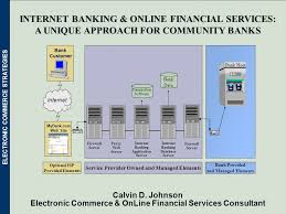 internet banking u0026 online financial services ppt download