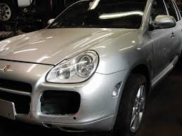 porsche cayenne towing used 2003 porsche cayenne electrical chassis module towin