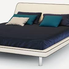 bonaldo joe super king size bed 3d cgtrader