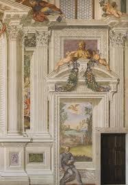 Villa Decoration by Surface Fragments Giovanni Battista Zelotti Villa Godi