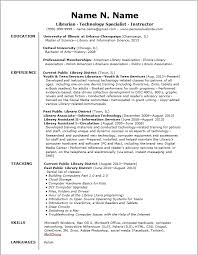 Current Job Resume by Resume Review Hiring Librarians Page 5