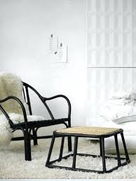 chambre r rig fauteuil rotin noir ikea hightechthink me