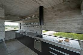 plan de travail cuisine effet beton beton cire sur plan de travail cuisine en carrelage plan de