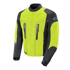 street motorcycle jackets joe rocket men u0027s alter ego 3 0 textile jacket hi viz neon black