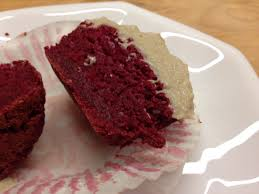veg with an edge healthy red velvet cupcakes no dye vegan