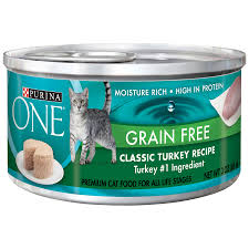 turkey can buy purina one cat cat food grain free classic turkey can 85g