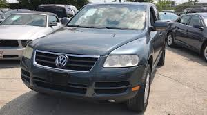 used 2006 volkswagen touareg 3 2l v6 chicago il western ave nissan