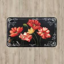 Damask Kitchen Rug Found It At Wayfair Justina Damask Kitchen Mat Kim U0027s Kitchen