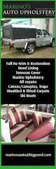 Marine Upholstery Melbourne Marino U0027s Auto Upholstery Motor U0026 Boat Canopy 17 Franzmann St