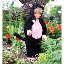 buy black kitty infant toddler costume
