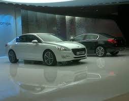 peugeot luxury sedan peugeot 508 wikiwand