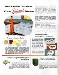 The Kitchen Show Cast by 1953 Crane Kitchen Cabinets 26 Photos Complete Catalog Retro