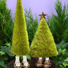 patience brewster woodland sisal trees set of 2