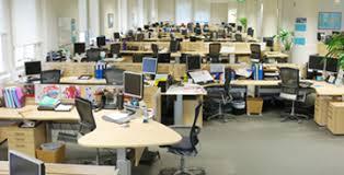 bureaux open space open space bureaux à partager