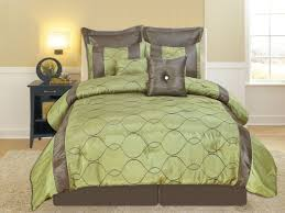 brown and green bedding vnproweb decoration