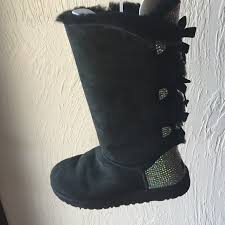 ugg boots sale paypal 52 ugg boots embellished bling back ugg bailey bow