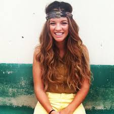 long curly wavy ombre hair boho hippie hair pinterest long