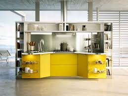 Kitchen Design Book Delightful Yellow Kitchen Design Ideas Featuring Rectangle Shape