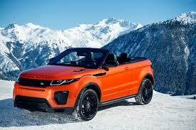 orange range rover sport wallpaper range rover evoque convertible cabriolet orange cars