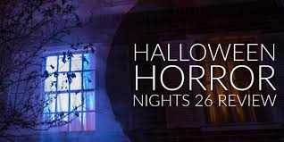 halloween horror nights 25 map halloween horror nights 2016 at universal orlando full review