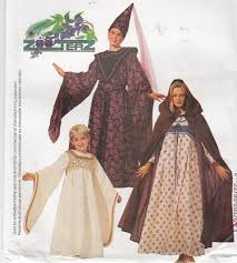 Sewing Patterns Halloween Costumes 40 Pattern Costumes Uniforms Images