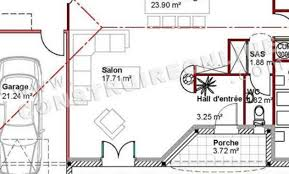 plan plain pied 5 chambres déco plan plain pied 5 chambres 150m2 58 etienne plan