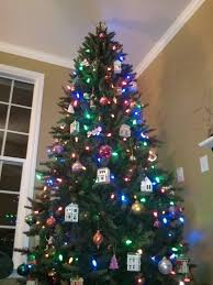9 foot christmas tree wonderful design 9 christmas tree trees foot prelit cover