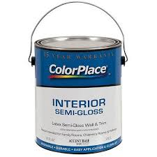colorplace cp accent base semigloss int paint 1g walmart com