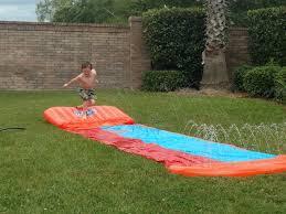 backyard water slides review