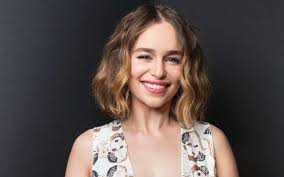 emilia clarke hairstyle wallpapers hd