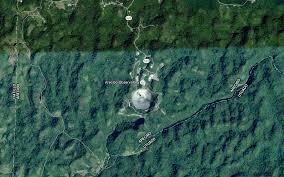 Google Map Puerto Rico by Uncertain Future For Earth U0027s Biggest Telescope U2013 Phenomena No