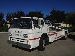 Old Ford Truck Beds For Sale - this 1958 ford c800 coe ramp truck is the stuff dreams are made of
