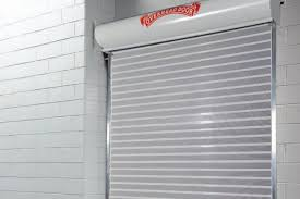 Overhead Door Safety Edge Upward Coiling Security Grilles 674