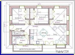 How To Draw A House Floor Plan A Habitat For Humanity Straw Bale House Plan 726 Sq Ft Small