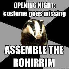 Badger Memes - backstage badger meme lights badger best of the funny meme