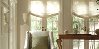 Kitchen Window Treatments Roman Shades - interesting fabric roman shades for windows and best 25 roman