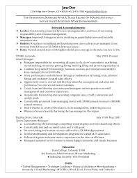 sample resume accomplishments salesperson resume sample sample