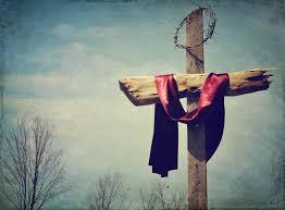 good friday easter cross