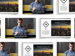 postcard template for professionals new york collection