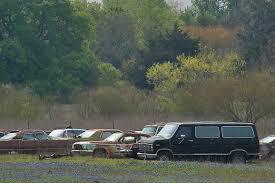 auto junkyard texas slideshow 723 24 car junkyard view from airport rd north from