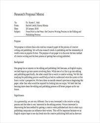 6 proposal memo examples samples