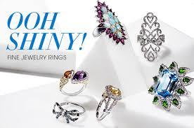 hsn black friday fine jewelry rings fine rings diamonds yellow gold gemstone hsn