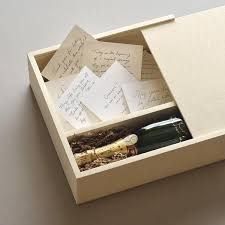 wish box wedding the wedding wish wine box create a keepsake with your guests