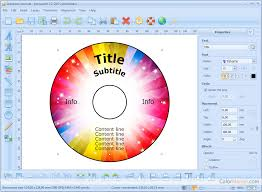 cd label designer ronyasoft cd dvd label maker 20 coupon 100 worked