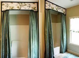 elegant luxury shower curtains ideas u2014 emerson design