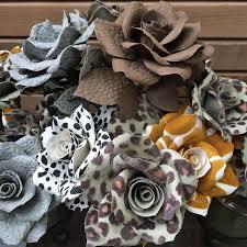 print roses exquisite paper flowers