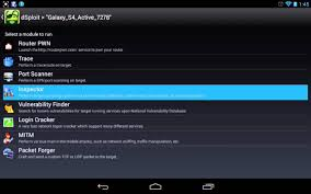 network spoofer apk free network spoofing on android with dsploit spafdroid