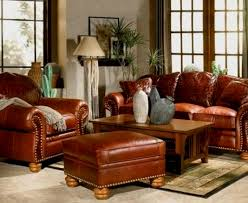 Rustic Leather Sofas Beautiful Rustic Leather Sofa Western Furniture Western Decor
