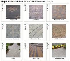 Patio Paver Calculator Tool Tools Mutual Materials